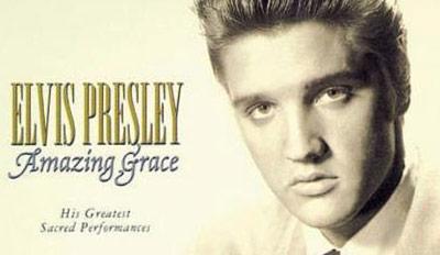 "Cover Elvis Presley ""Amazing Grace"""