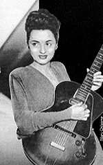 Guitarist Mary Osborne