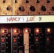 "CD Cover ""Nancy & Lee 3″"