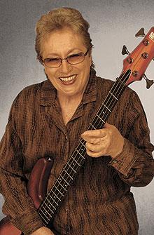 Ace of Bass: Carol Kaye