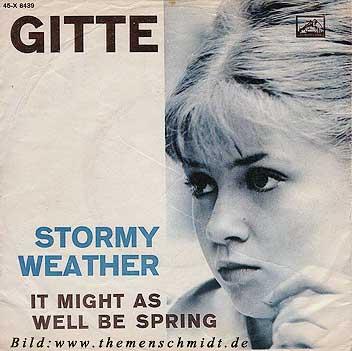 Gitte Haenning Cover