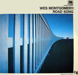LP cover Wes Montgomery, Road Song