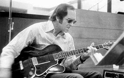 Jazz Guitarist Howard Roberts