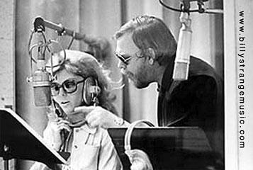 Nancy Sinatra, Billy Strange