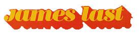James Last Schriftzug