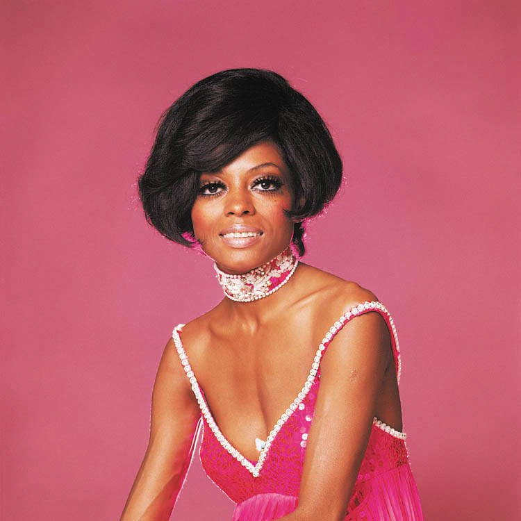 Diana Ross - Wallpaper Hot