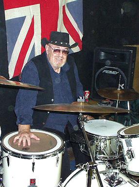 British Studio Drummer Bobby Graham