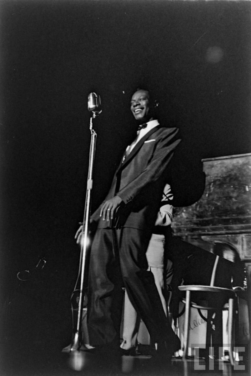 Nat King Cole (from LIFE archive)