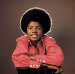 Michael Jackson Motown Publicity Shot 1971