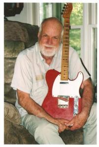 Legendary Nashville Guitarist Ray Edenton
