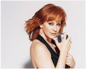 country singer Reba McEntire publicity shot