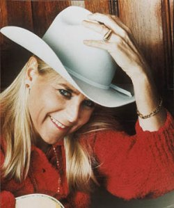 Country singer Jett Williams.