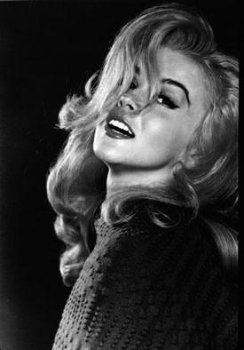 Singer Ann-Margret