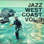 Jazz West Coast Vol. 3, Cover by William Claxton