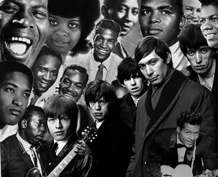 Black Artists Covered by Rolling Stones
