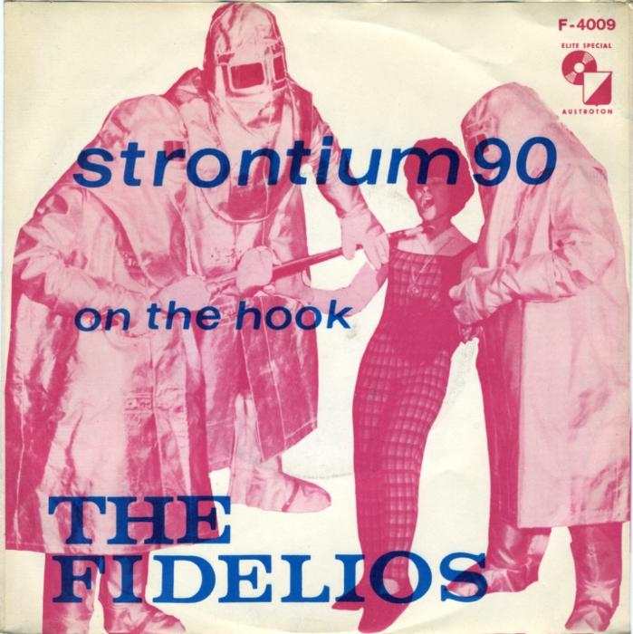 Single-Cover, The Fidelios: Strontium 90